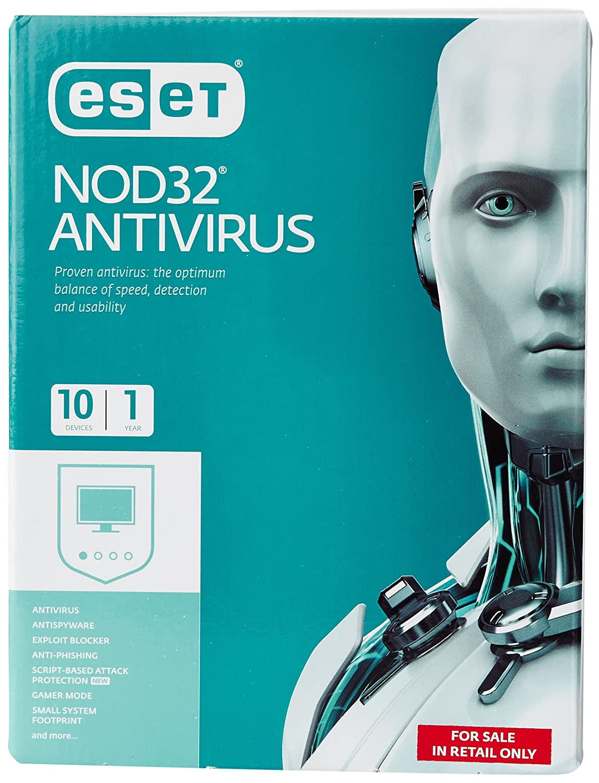 latest version of nod32 antivirus