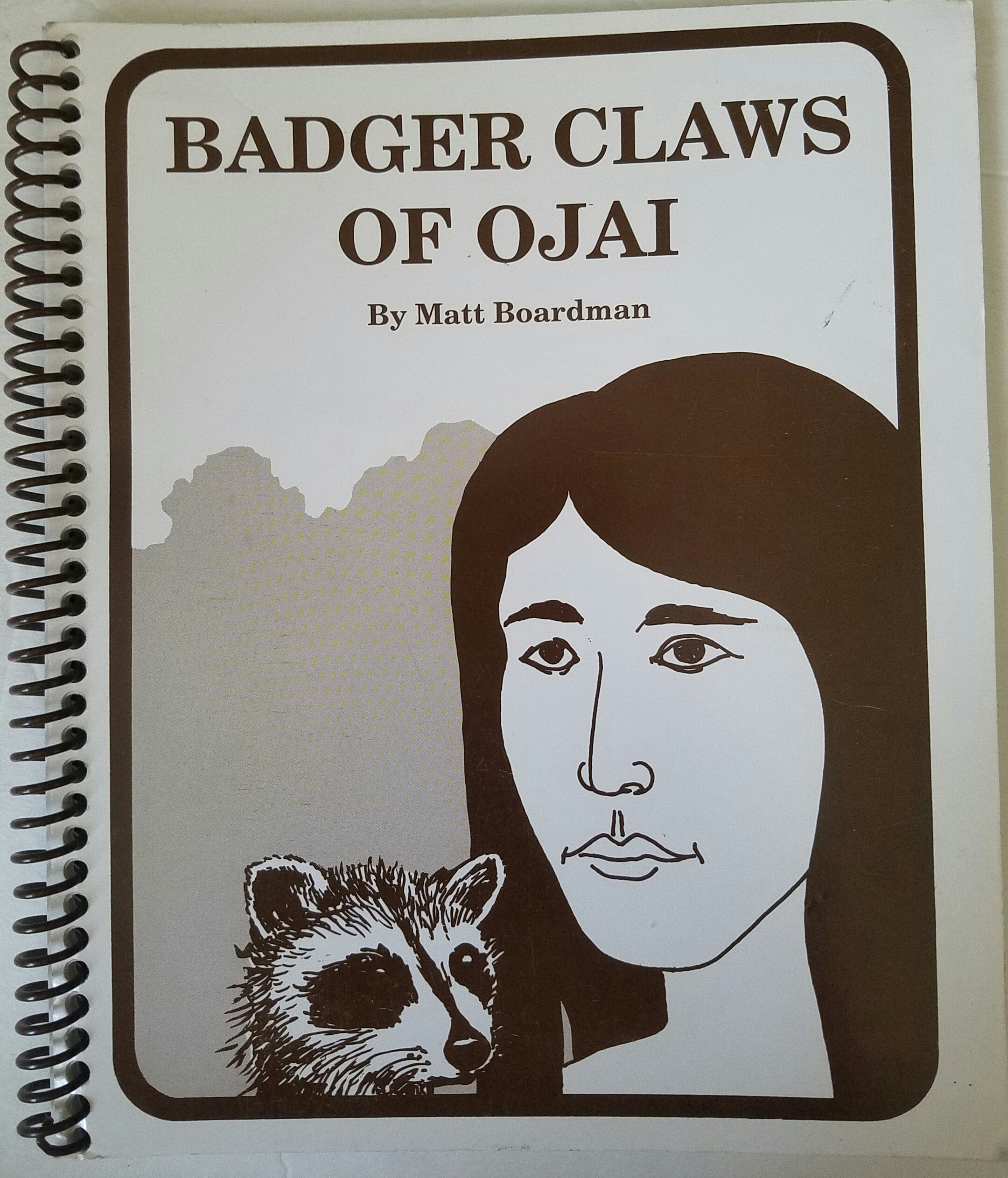 Image result for badger claws book