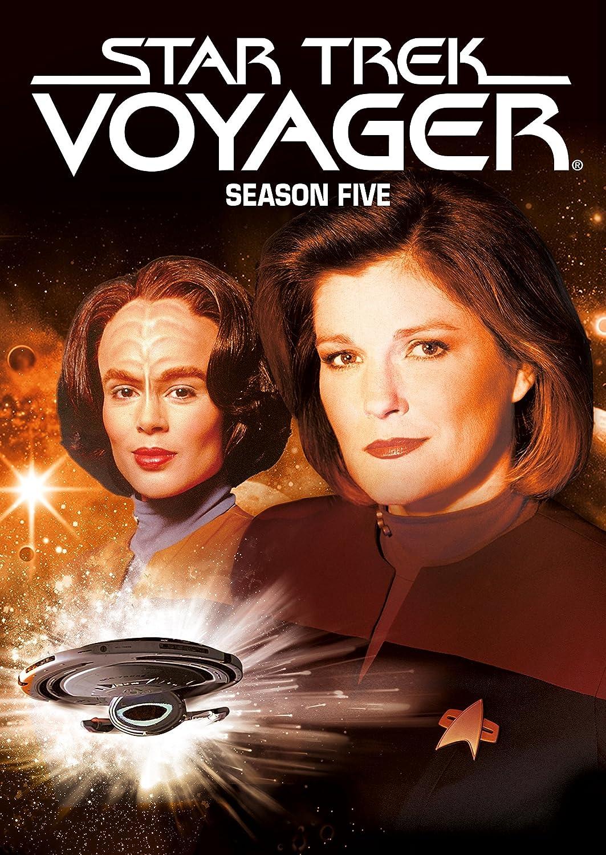 Star Trek: Voyager - Season Five 7 Dvd Edizione: Stati Uniti ...