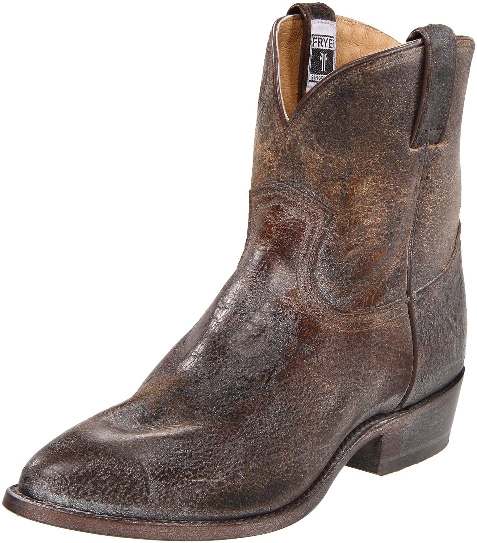 FRYE Women's Billy Short Boot, Chocolate