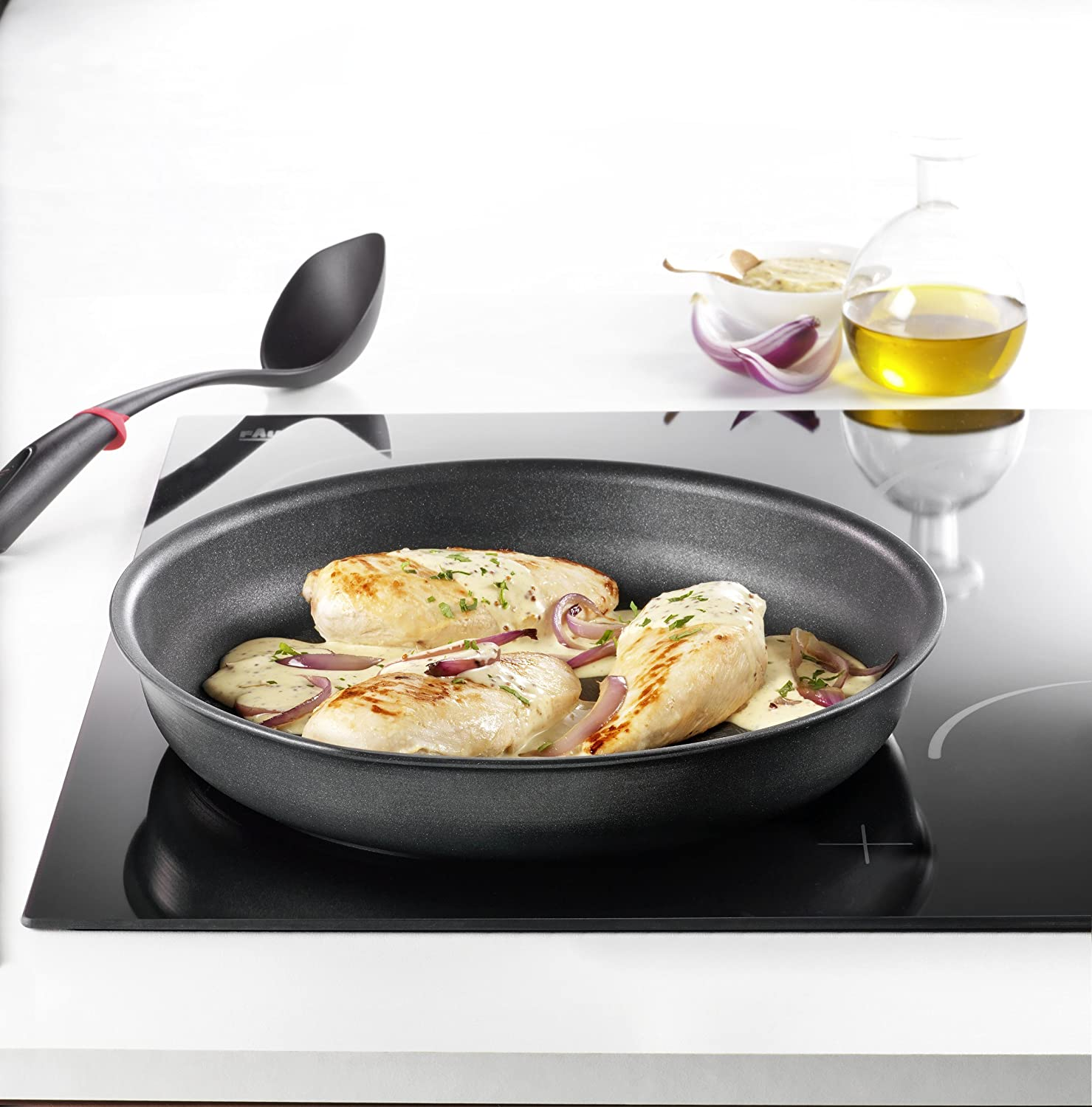 Tous Feux dont induction VIVALP set 9 pieces