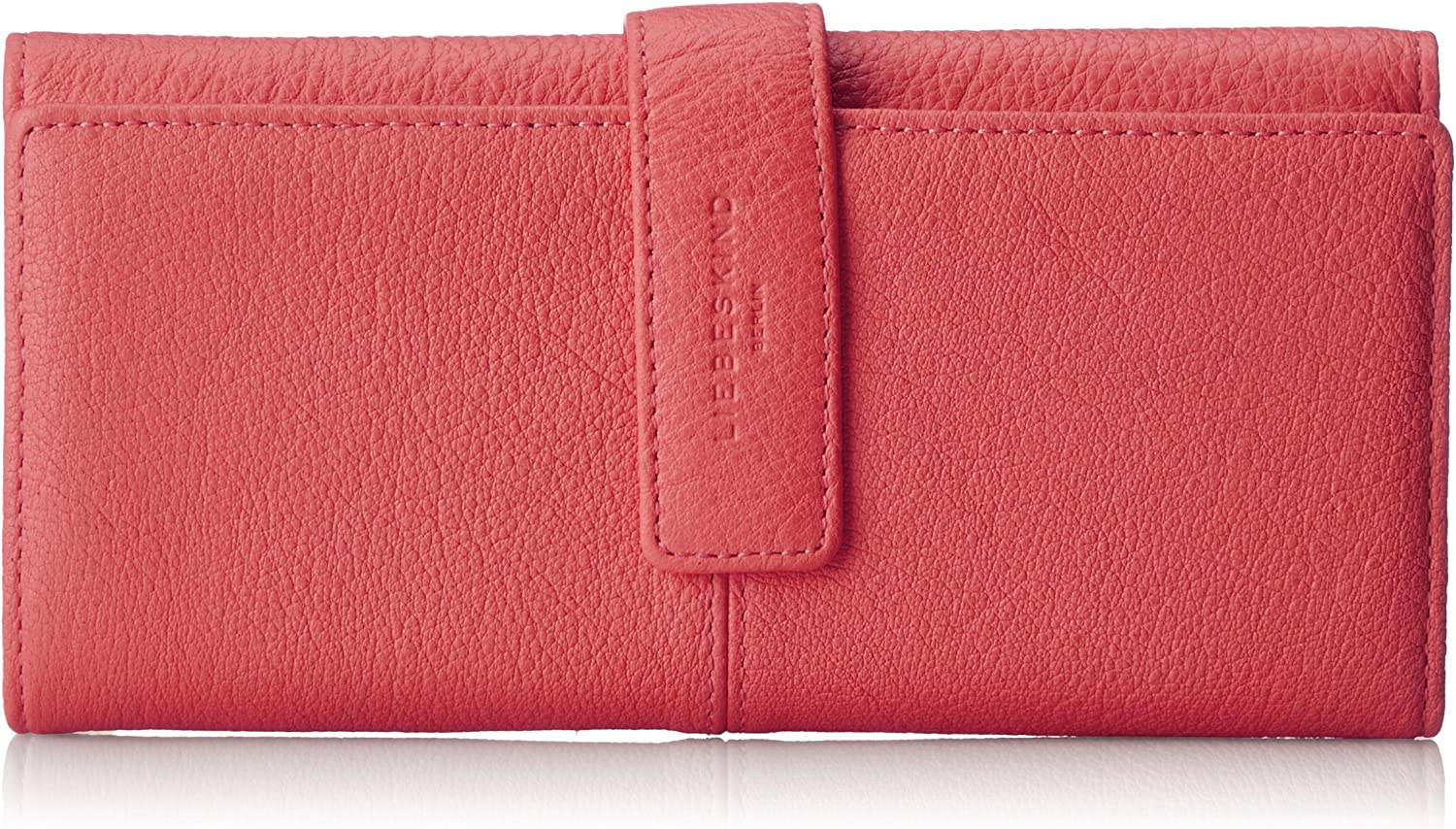 Liebeskind Berlin Womens Leonief8leather Wallet with Tab