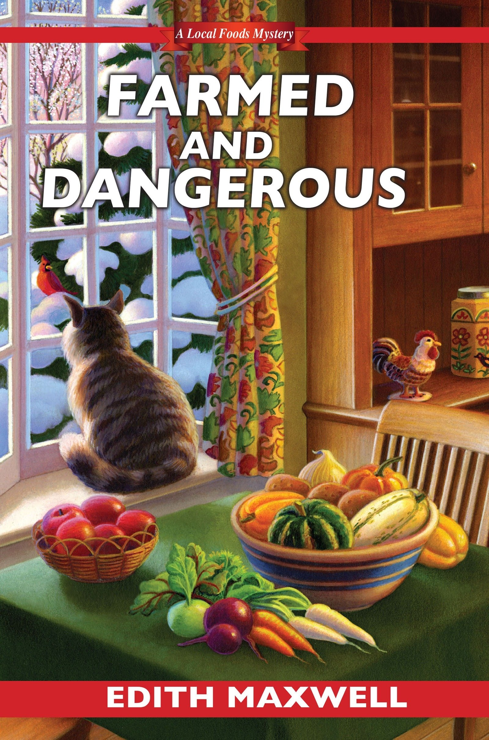 Farmed and Dangerous (Local Foods Mystery) pdf epub