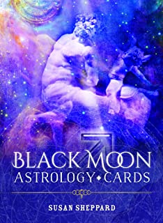 Black Moon Astrology Cards: Amazon co uk: Susan Sheppard
