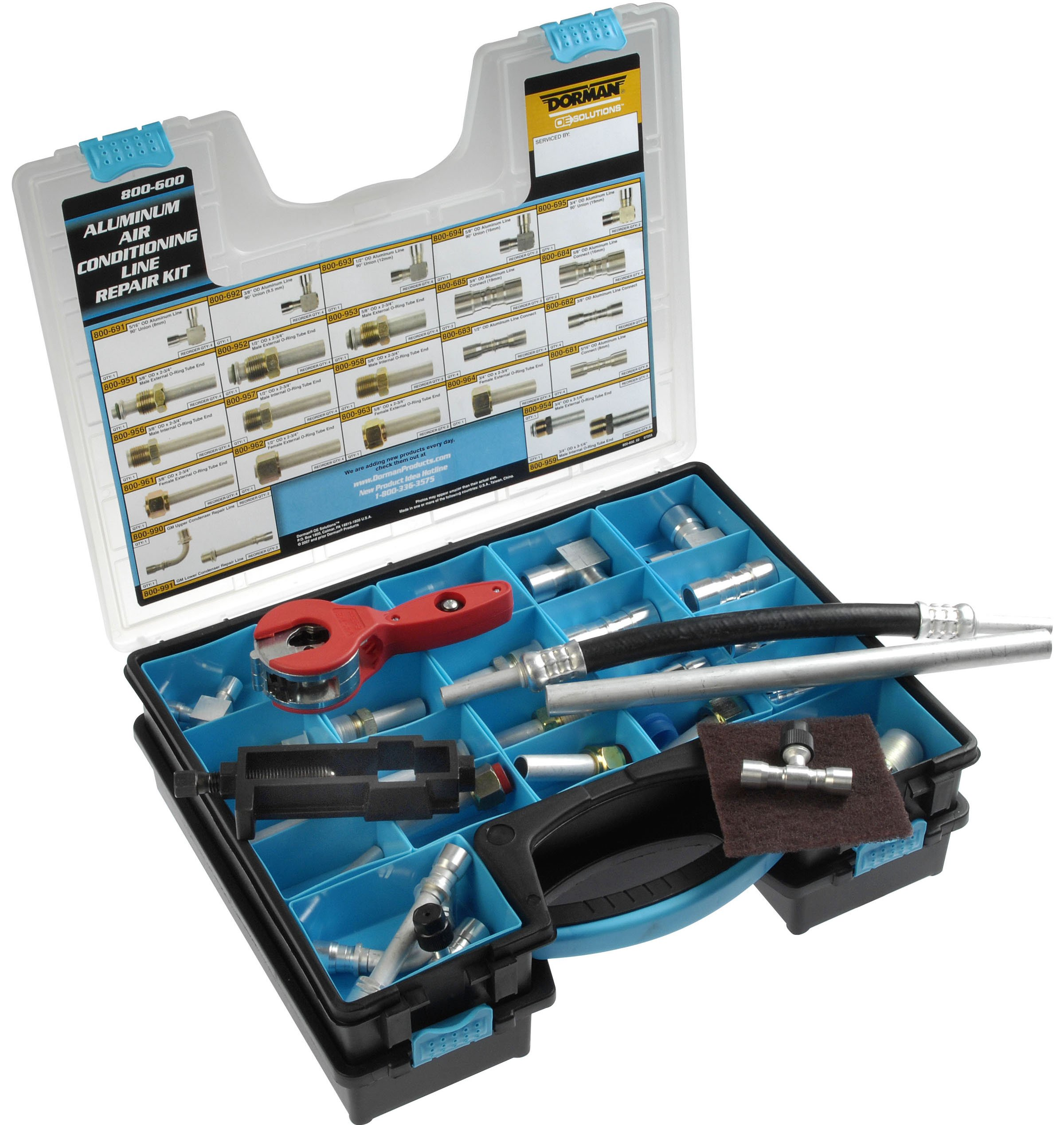 Dorman 800-600 Air Conditioning Line Repair Kit