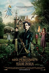 Miss Peregrines Home for Peculiar Children Movie Poster 14'' x 21'' NOT A DVD