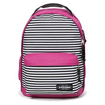 Eastpak Stripe À Sac Dos Chizzo Charged L Bagages Pink 24 wa0fnwrq