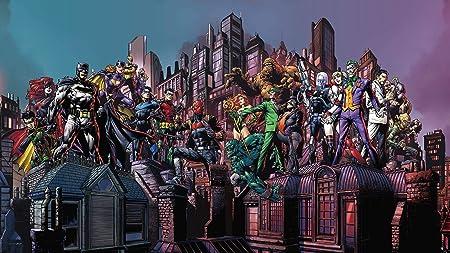 Batman Gotham City Chronicles Juego de Mesa (Juego Base): Amazon.es: Juguetes y juegos