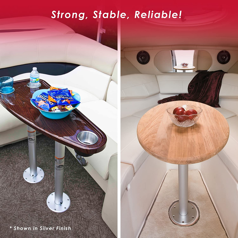 SurFit Black 12 Table Leg ITC 81TL12-B-DB