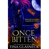 Once Bitten: A Vampire Urban Fantasy Mystery (Order of the Dragon: Wolf's Den)