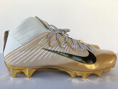 4c3b9a3cc8d30 Nike Vapor Untouchable 2 LE Super Bowl 50 Rare SZ 11  822293-107  White   Amazon.ca  Shoes   Handbags