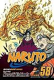 Naruto Volume 58.