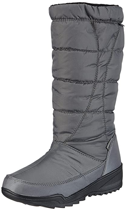 Coupon Damen kamik Shelly Stiefel schwarz Gummistiefel