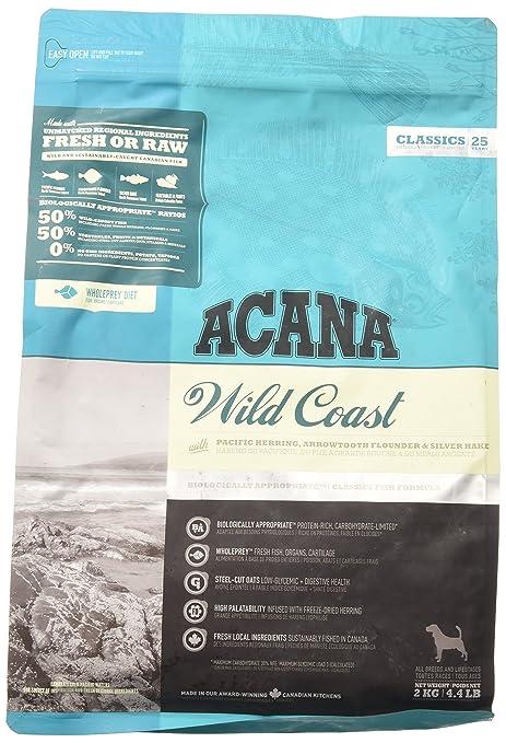 ACANA Wild Coast Comida para Perros - 2000 gr