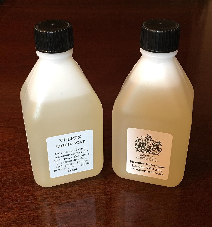 Vulpex Liquid Soap (100ml) Picreator