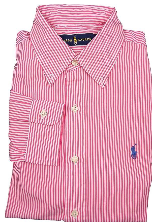 Polo Ralph Lauren Men s Big & Tall Classic L/S Button Down Shirt ...
