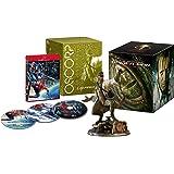 """コロンビア映画90周年記念『アメイジング・スパイダーマン』""""LIZARD""""フィギュア付きBOX(初回生産限定) [Blu-ray]"""