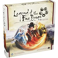 Legend of The Five Rings The Card Game Role Playing Game