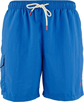 Tommy Bahama Naples Marlin Party 6-Inch Swim Trunks TR916935 $74.50 Bering Blue
