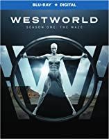 Westworld: The Complete First Season [Blu-ray + Digital]