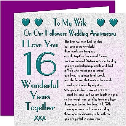 Anniversario Di Matrimonio 16 Anni.My Wife Per Il Anniversario Di Matrimonio On Our Anniversary