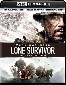Lone Survivor [4K Blu-ray]