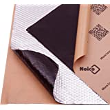 Noico 80 mil 10 sqft car Sound deadening mat, butyl automotive Sound Deadener, audio Noise Insulation and dampening