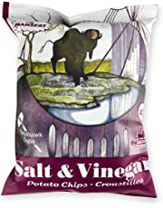 Tomahawk Salt & Vinegar Potato Chips, Salt & Vinegar, 43g
