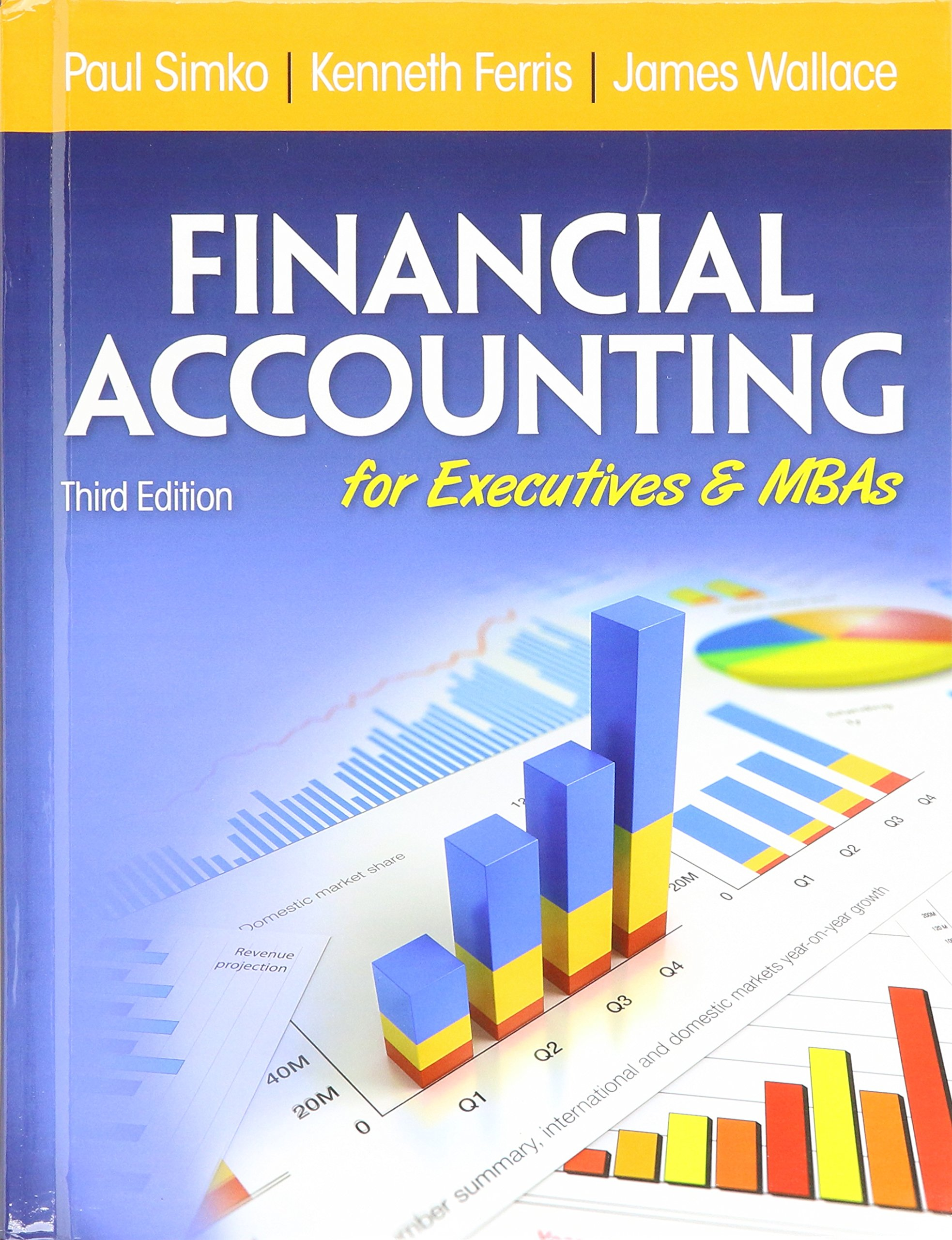 Financial And Managerial Accounting For Mbas 4th Edition Pdf
