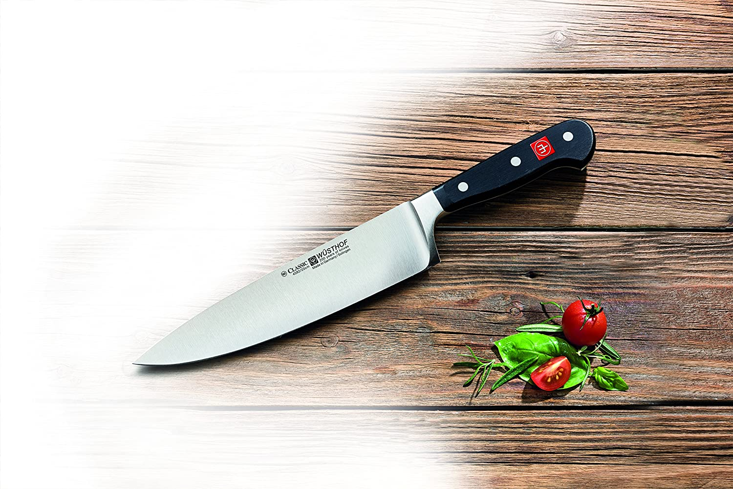 wusthof classic chef knife review