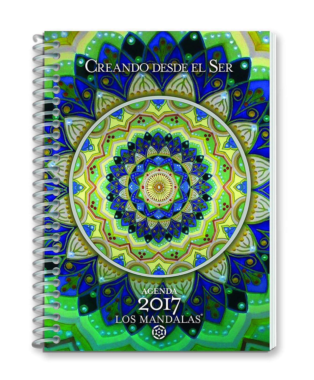 Ediciones Granica Mandalas Anillada - Agenda 2017: Amazon.es ...