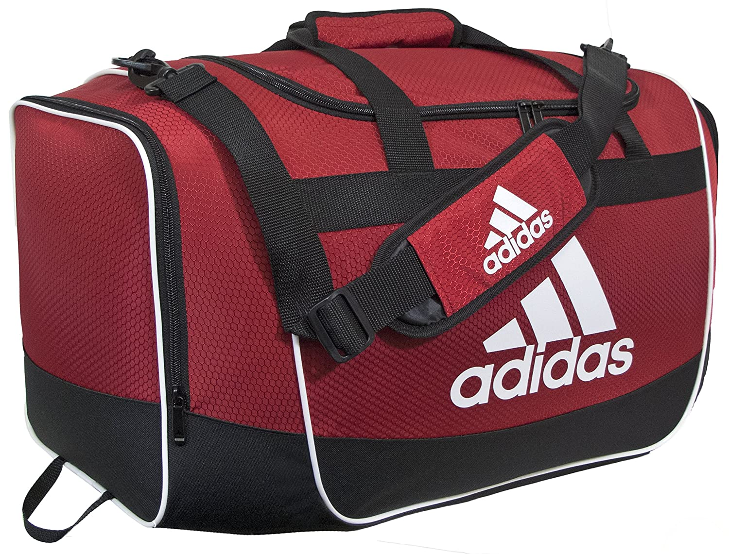 59d3d87fae adidas Unisex Defender II Duffel Bag 6pm adidas Bags for Christmas