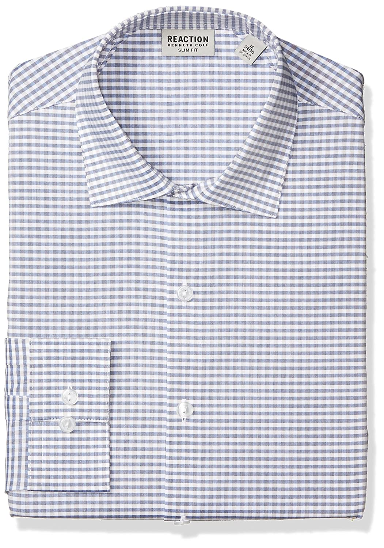 e9ac4ea119e0 Top4: Kenneth Cole REACTION Mens Slim Fit Dress Shirt