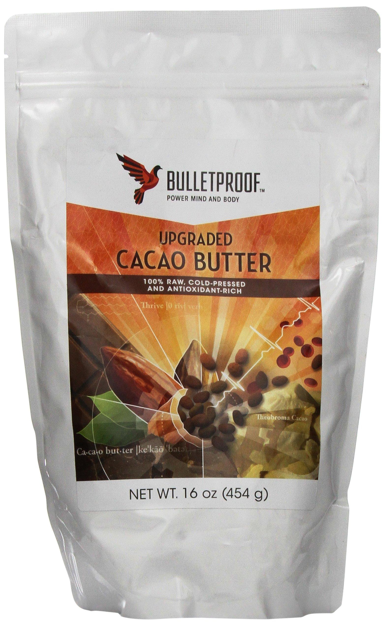 Bulletproof Cacao Butter 16 oz by Bulletproof (Image #1)