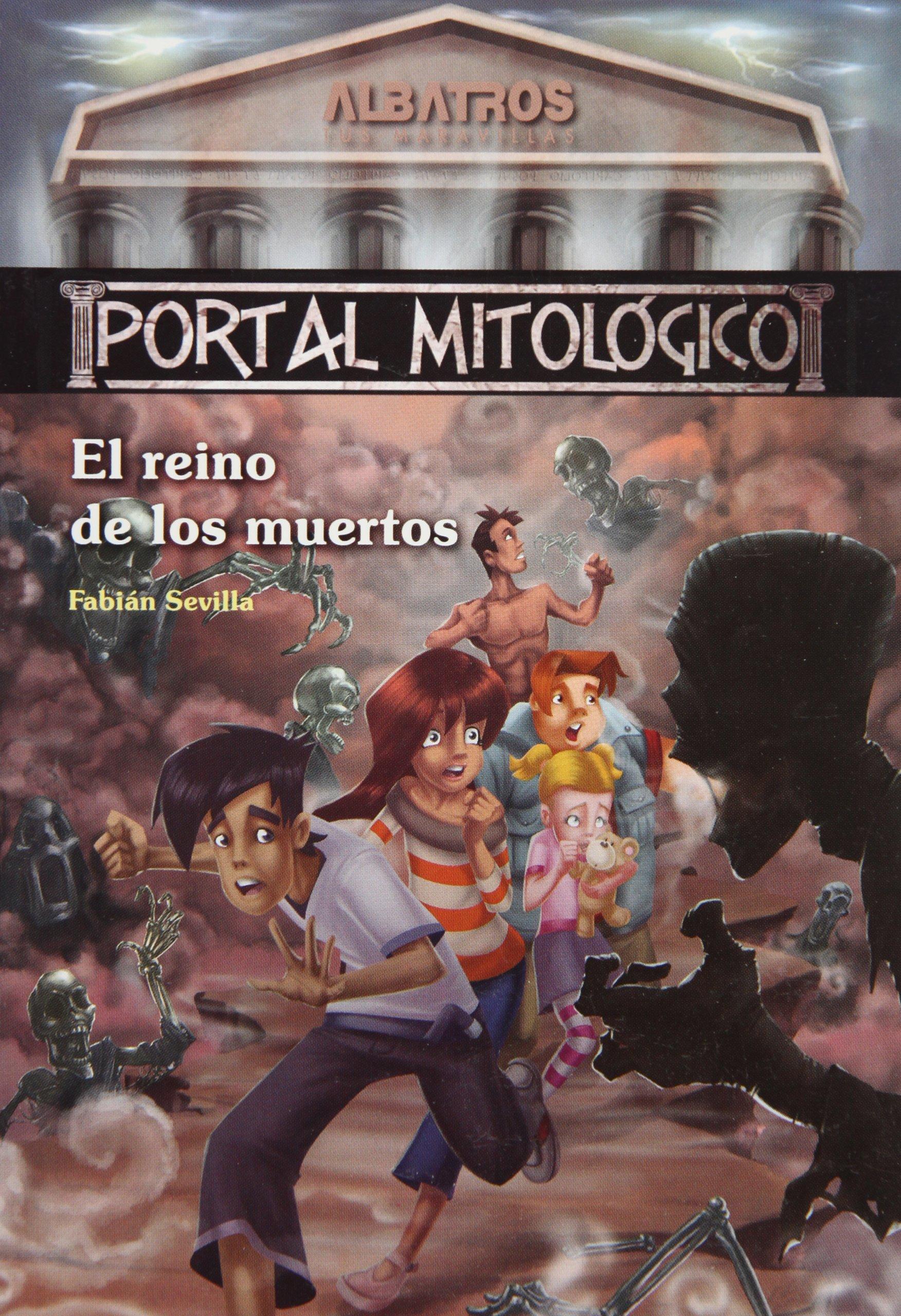 Download El reino de los muertos. Portal mitologico (Spanish Edition) ePub fb2 book