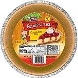 Keebler Ready Crust, Pie Crust, Graham Cracker, 9-Inch, No-Bake, Ready to Use, 6 oz