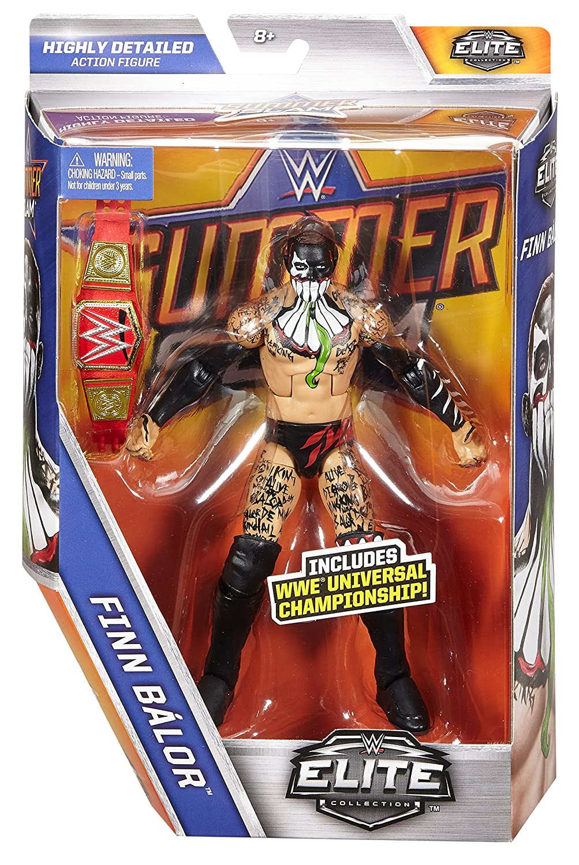 Amazon Com Wwe Summerslam Elite Finn Balor Figure Toys Games