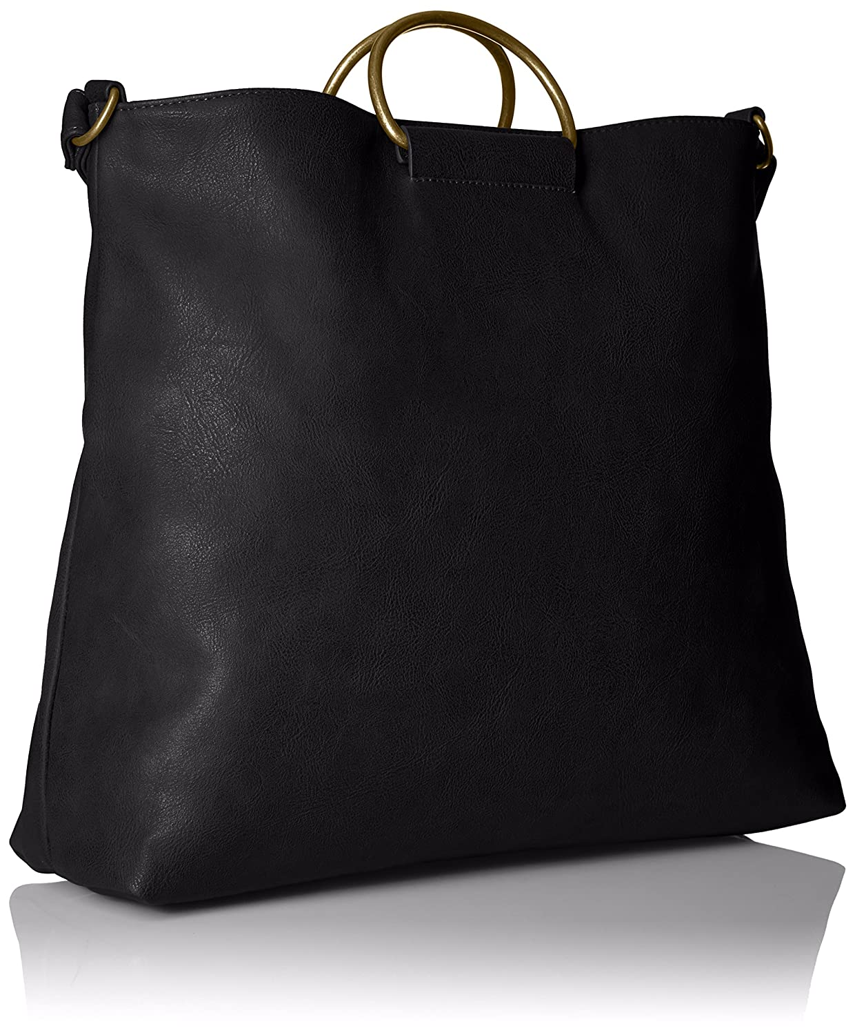 T-Shirt & Jeans Perf Tote with Metal Handles Cross Body