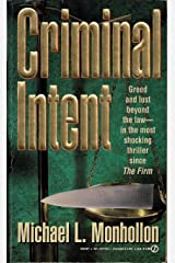 Criminal Intent Mass Market Paperback