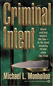Criminal Intent (Signet)