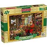 Waddingtons Santa's Workshop Limited Edition Christmas Jigsaw Puzzle (1000 Pieces)