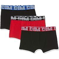 DIM Boxer de niño cómodo Pack x3