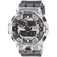 Casio G-Shock Analog-Digital Grey Dial Men's Watch-GA-700SK-1ADR (G954)