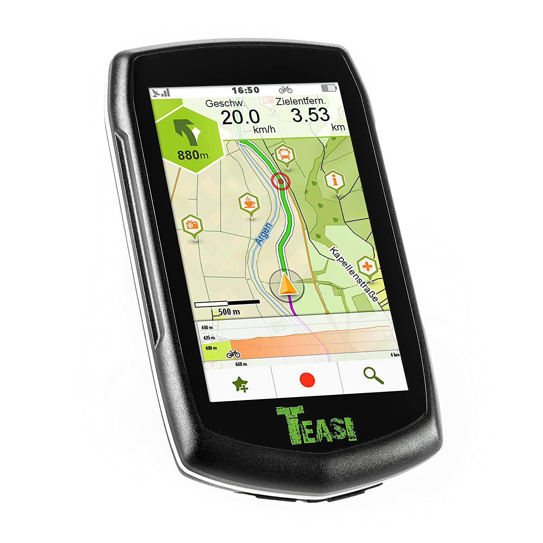 Teasi One 3 Extend GPS, Unisex Adulto, Negro, M: Amazon.es: Deportes y aire libre