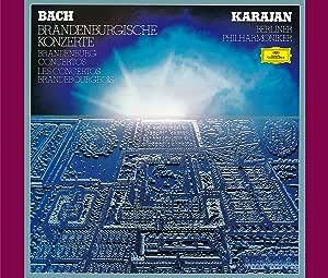 J.S.Bach: Brandenburg Concertos (SACD-SHM)