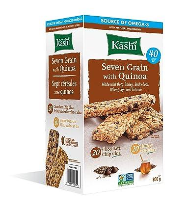 Kashi seven grain with quinoa bars 40 count amazon grocery kashi seven grain with quinoa bars 40 count ccuart Gallery