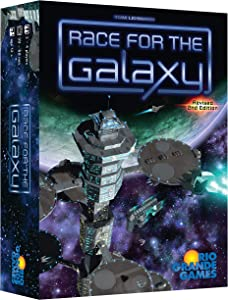 Race for the Galaxy Card Game