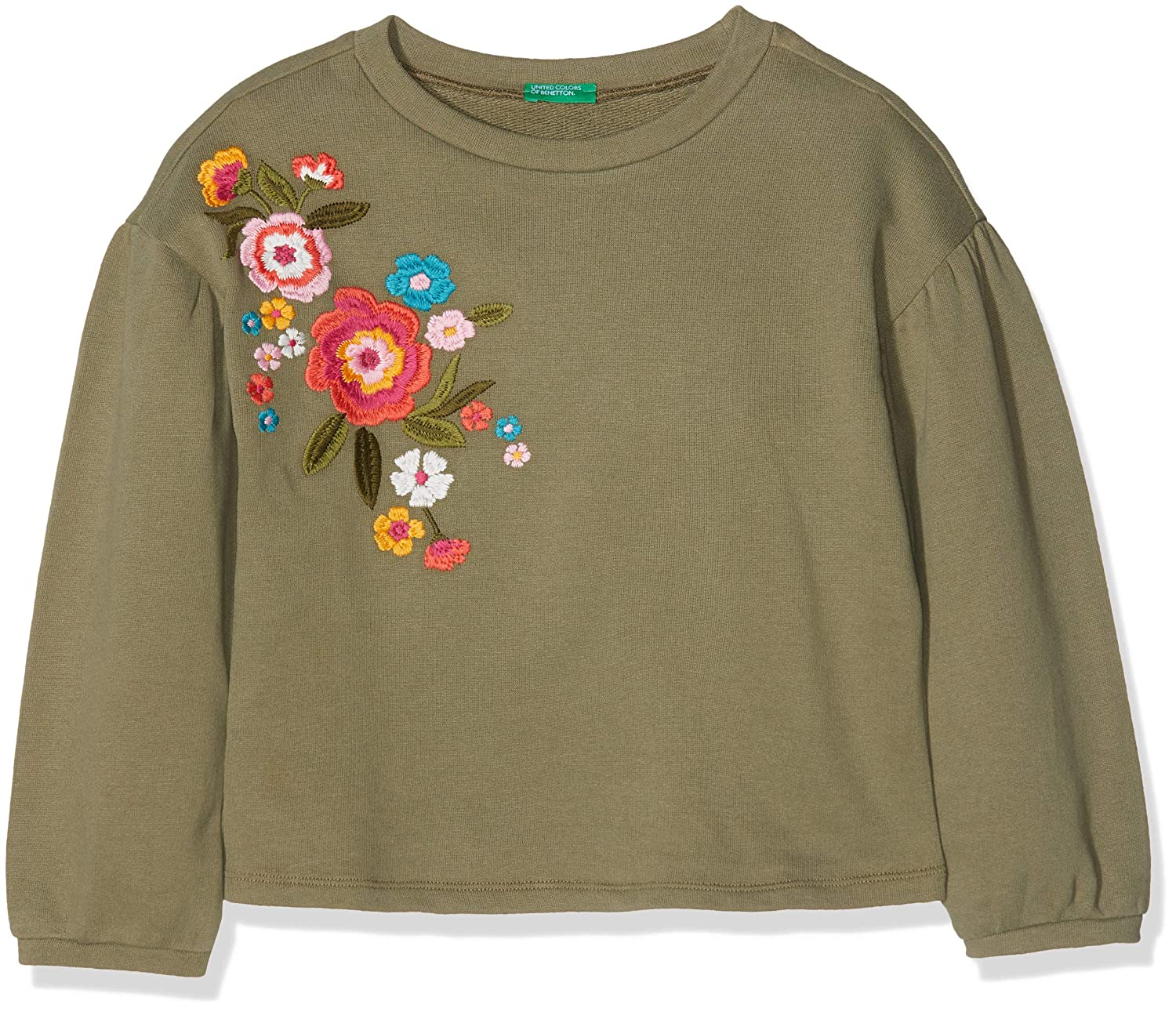 United Colors of Benetton Sweater L/S, suéter para Niñas: Amazon.es: Ropa y accesorios