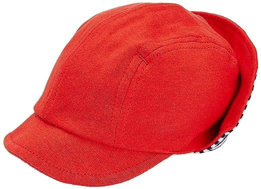 Pumpkin Patch Legionnaire Cap, Gorra para Niños, Red (Molten Lava), 1-2 años: Amazon.es: Ropa y accesorios