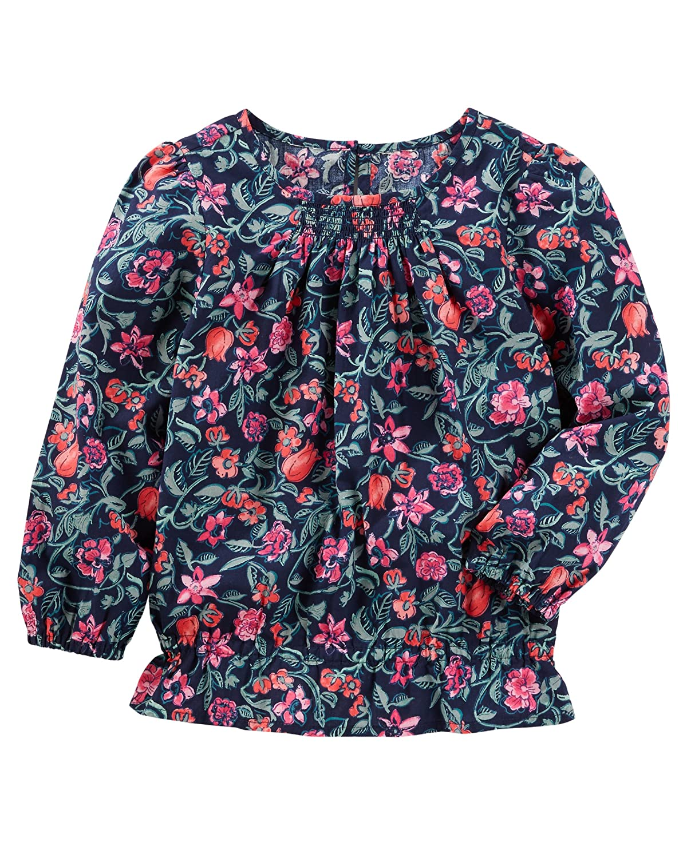 OshKosh BGosh Girls Long Sleeve Fashion Top